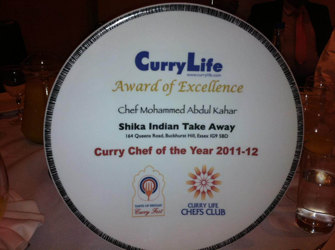 Gallery Image for Shikha an Indian Takeaway in Buckhurst Hill